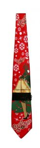 A Christmas Story – Light-Up Necktie – Leg Lamp and Tree **DISCONTINUED**