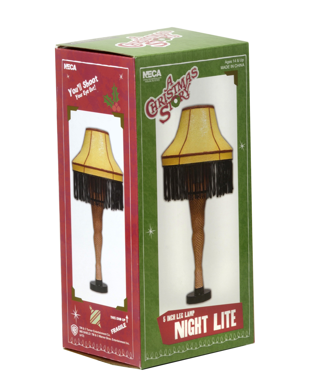Christmas Story U2013 Night Light U2013 Leg Lamp. PrevNext