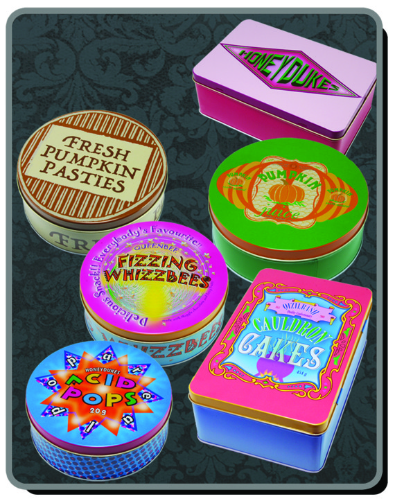 60301 honeydukes tin assortment