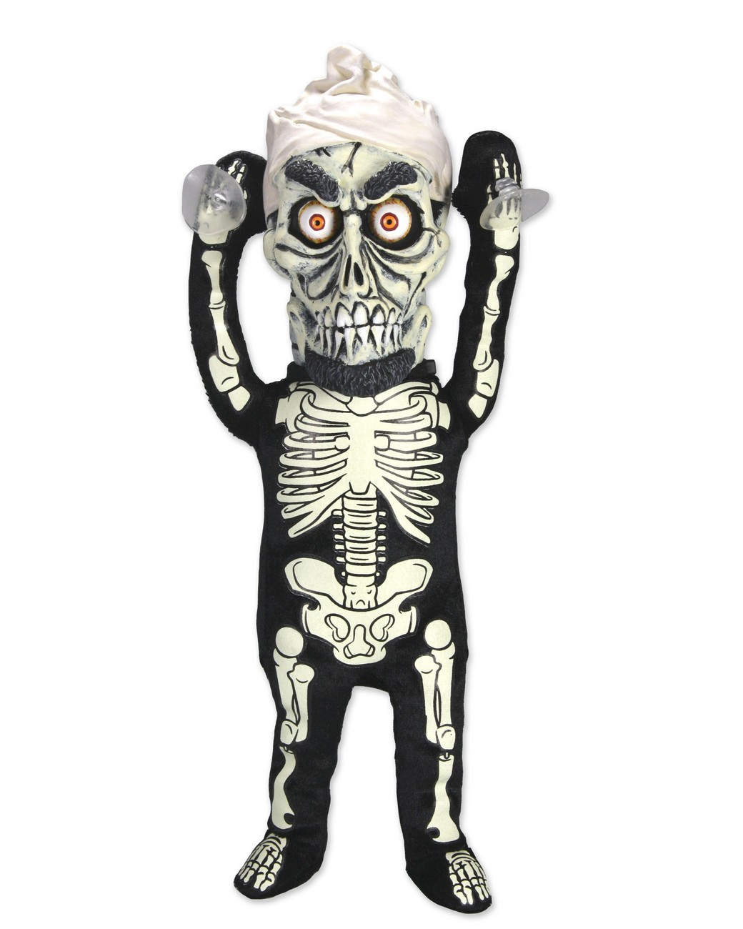 Jeff dunham plush window cling achmed for Achmed the dead terrorist halloween decoration