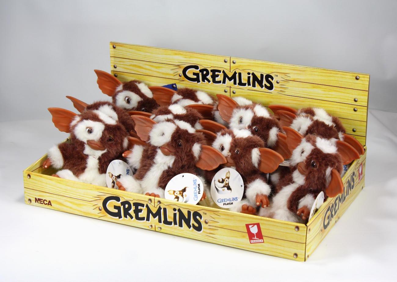 Gremlins Plush 6 Smiling Gizmo 12 Pc Display