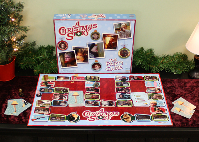 A Christmas Story – Party Game | NECAOnline.com