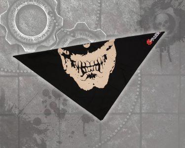 Gears of War 3 - Bandana - Locust Face
