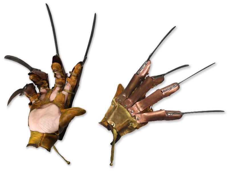 Картинки по запросу Nightmare On Elm Street Prop Replicas - 1/1 Scale NOES 1 (1984 Movie) Freddy Glove