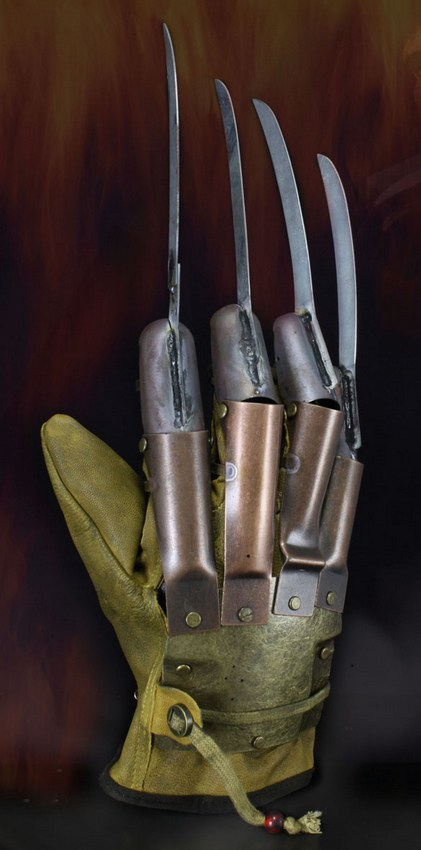 Nightmare On Elm Street Freddy S Glove Prop Replica Coming Out