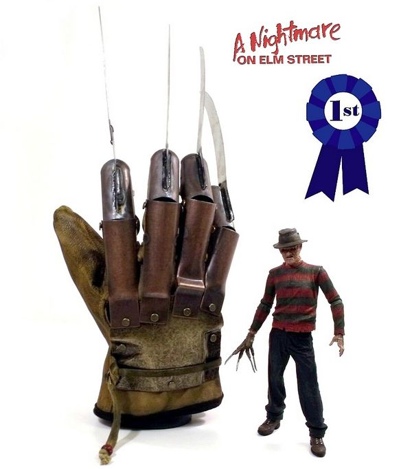 #1NECA - NightmareonElmStreet