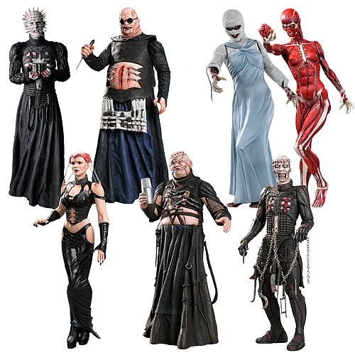 Hellraiser Toys by NECA