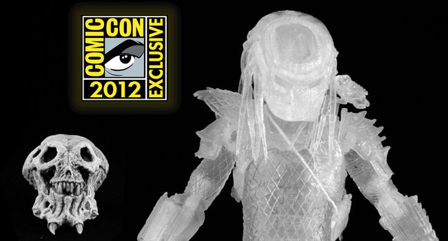 SDCC Exclusive Cloaked City Hunter - Predator