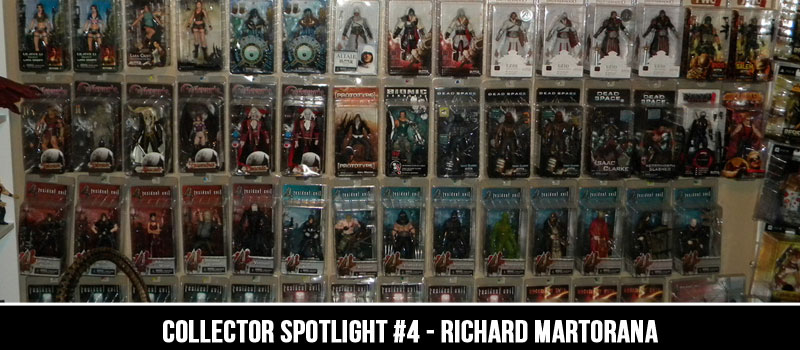 Richard Martorana Collector Spotlight