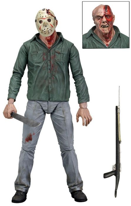friday the 13th jason vorhees masks and all new action figures revealed