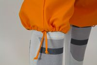 Portal Jumpsuit pants-drawstring