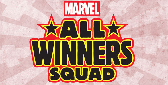 Marvel All Winners Squad announced at SDCC 2012