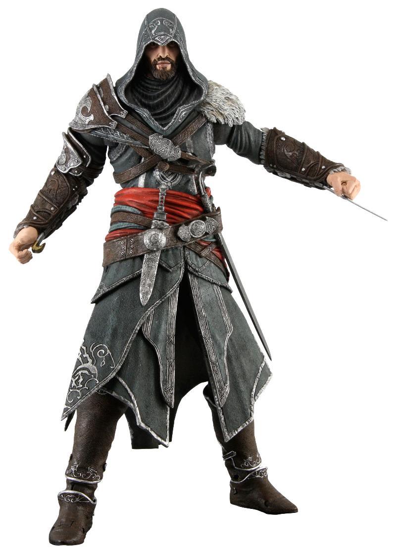 Assassin's Creed Revelations – 7″ Action Fig – Ezio (Case ...