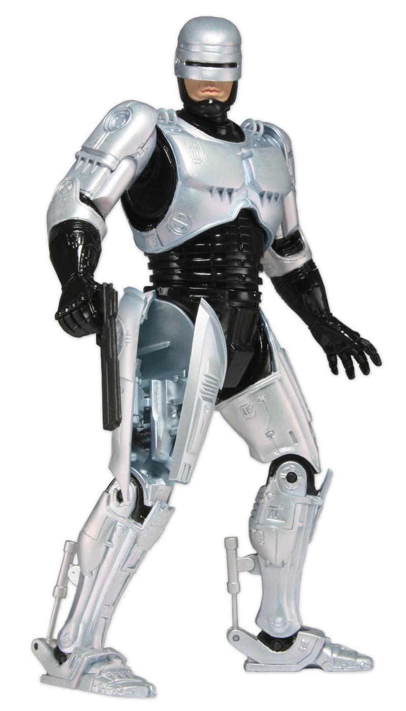 Tru Auto Sales >> Robocop – 7″ Action Fig – Spring-Loaded Holster Robocop ...