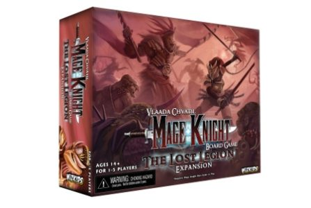 Mage Knight Lost Legion Expansion (T.O.S.) -  WizKids
