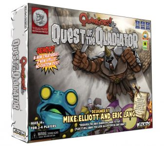 Quarriors: Quest of the Qladiator: Quarriors
