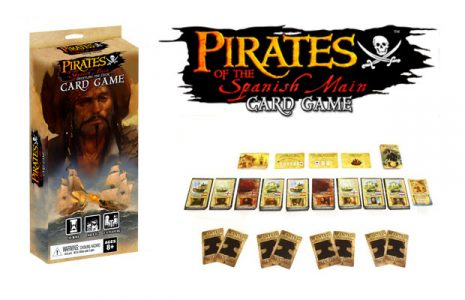 Pirates of the Spanish Main - Card Game