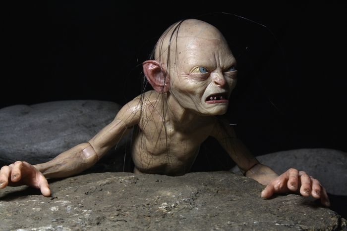 lord rings smeagol