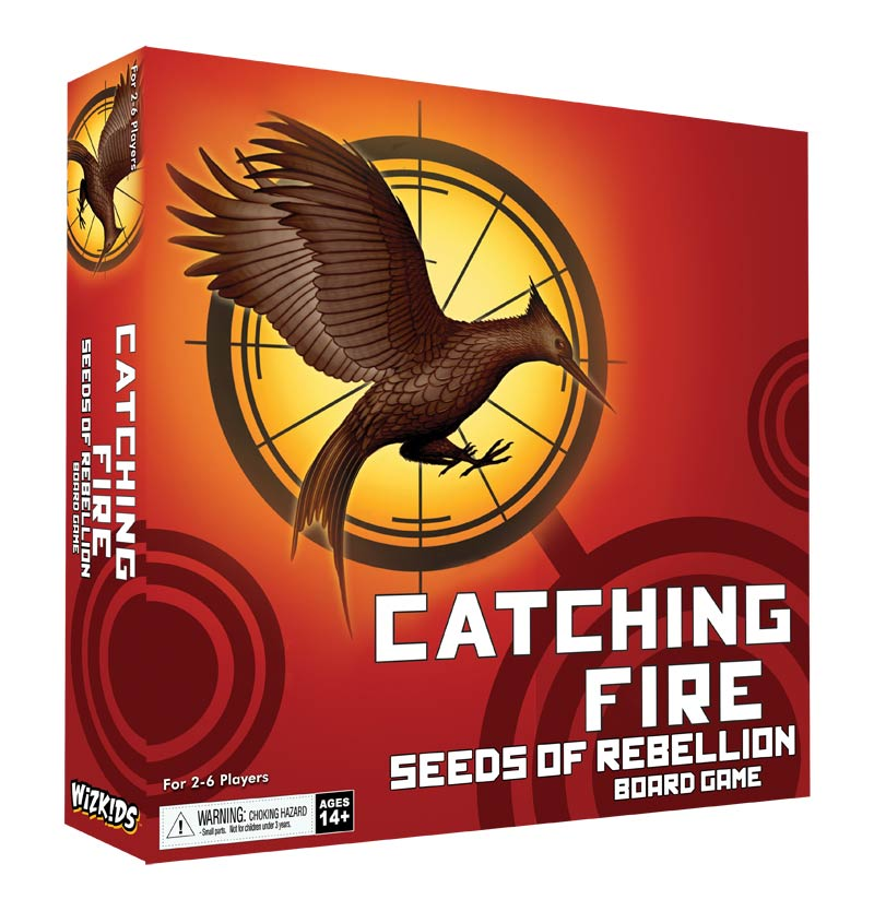 Book Hunger Games Catching Fire