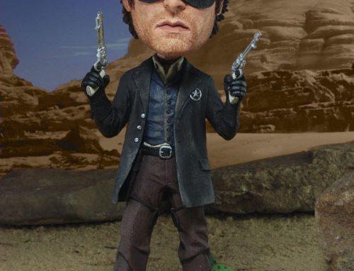 "The Lone Ranger – Head Knocker – ""Lone Ranger"" **DISCONTINUED**"