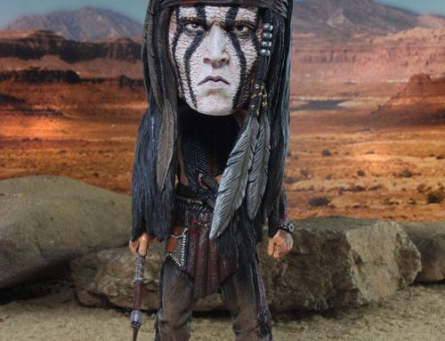 "DISCONTINUED – The Lone Ranger – Head Knocker – ""Tonto"""