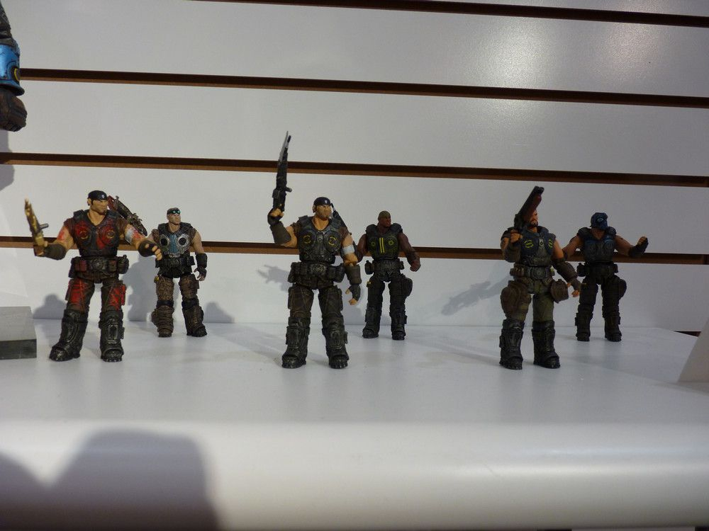 gears mini figs-1000