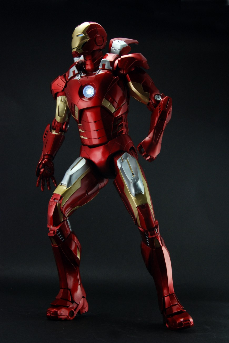 Iron Man 1 Online