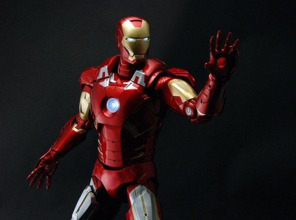 NECA 18 inch Iron Man Action Figure