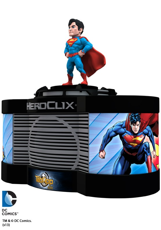 TabApp Elite SuperMan ClixStation