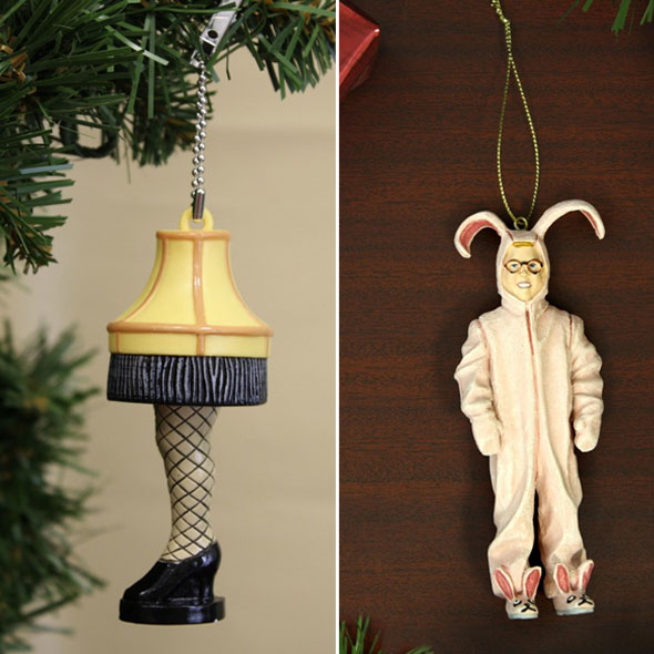celebrating 30 years of a christmas story new leg lamp ornaments more