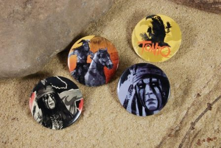 The Lone Ranger - Tonto 4-Pin Set