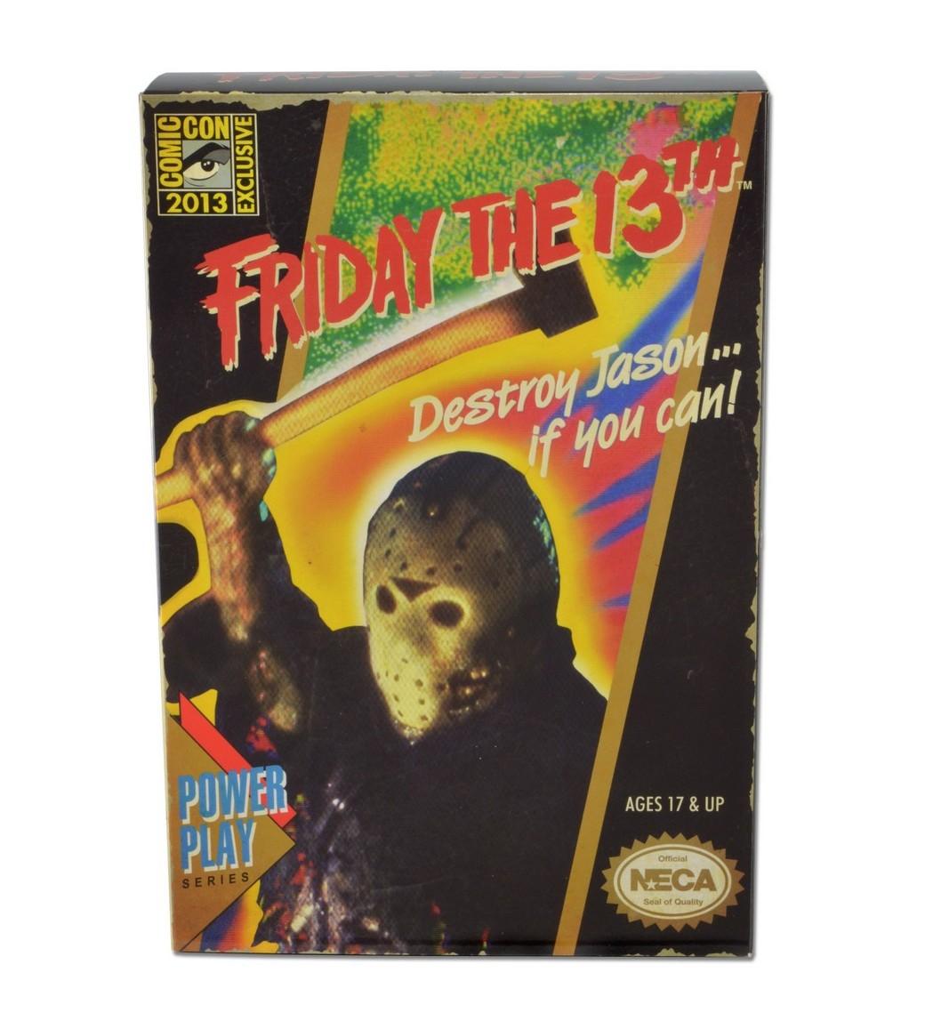 "[NECA] Jason Vorhees: NES ""Friday the 13th"" game SDCC 2013 Exclusive 39789-SNES-Jason-SDCC13-Pkg1"