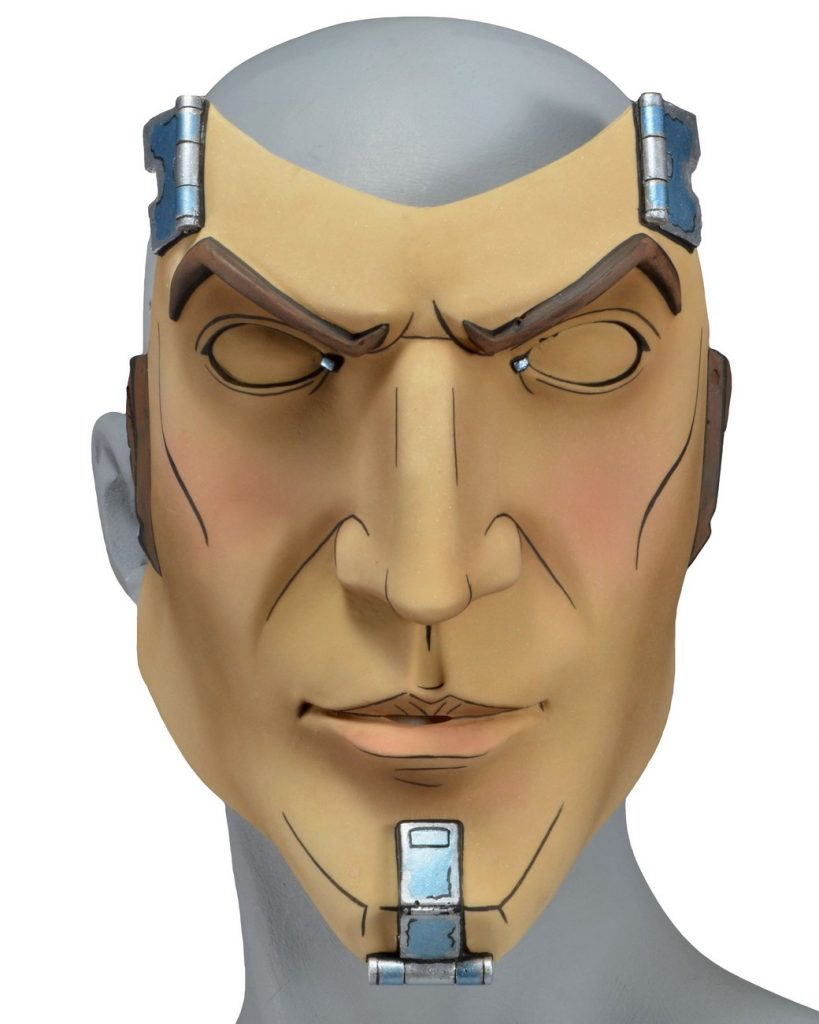 Borderlands Mask Handsome Jack Latex Mask Discontinued