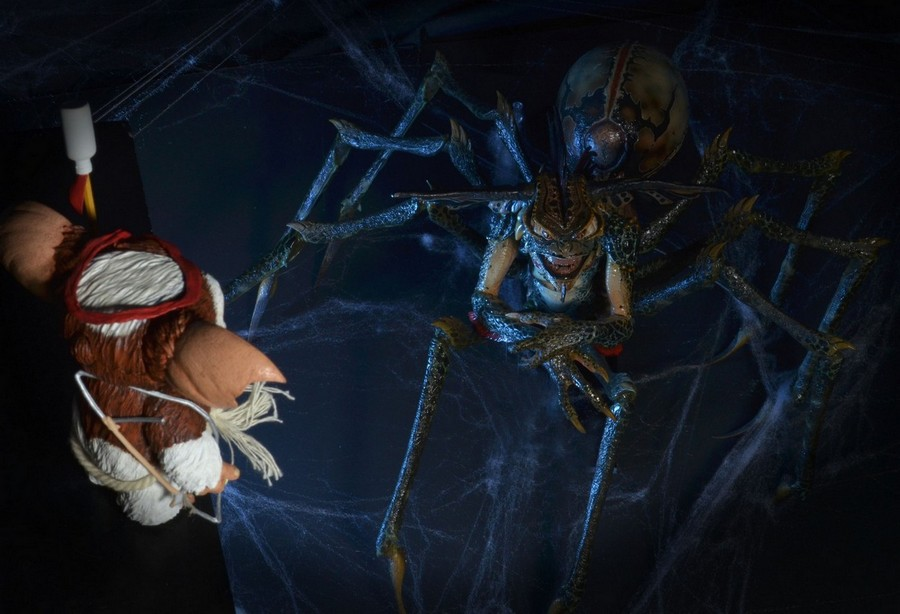 Official Spider Gremlin Large Scale Action Figure