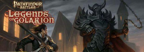 Pathfinder Battles: Legends of Golarion Standard Booster 8 ct. Brick