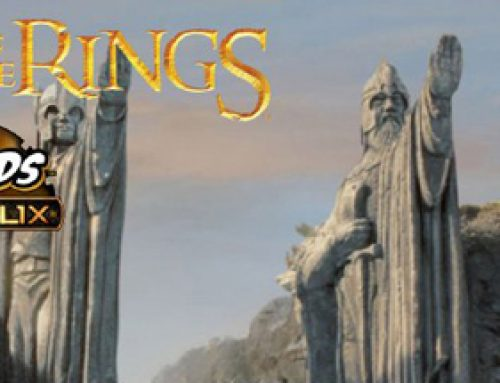 Lord of the Rings – HeroClix Campaign Starter Set