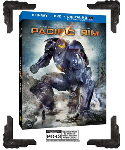 Pacific Rim Blu-Ray DVD Giveaway
