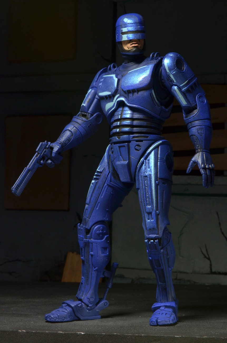 RoboCop – 7″ Scale Action Figure – Classic Video Game ...