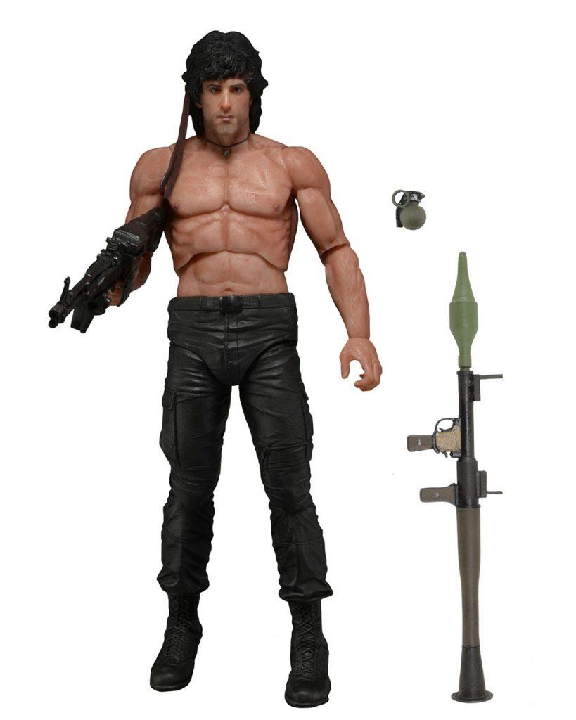 Rambo: First Blood Par...