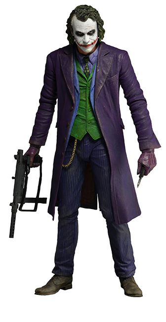 650h 58037_Quarter Scale Heath Ledger Joker