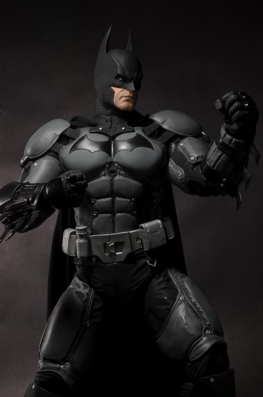 Http Necaonline Com 46852 Licenses Pop Culture Dc Comics Batman Arkham Origins 14 Scale Action Figure Batman