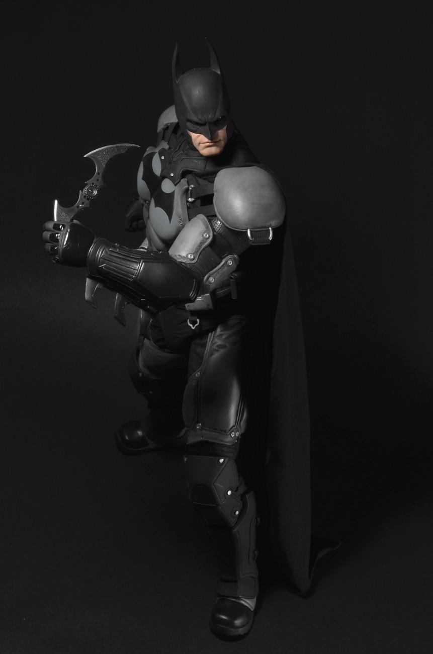DISCONTINUED – Batman: Arkham Origins – 1/4 Scale Action ...