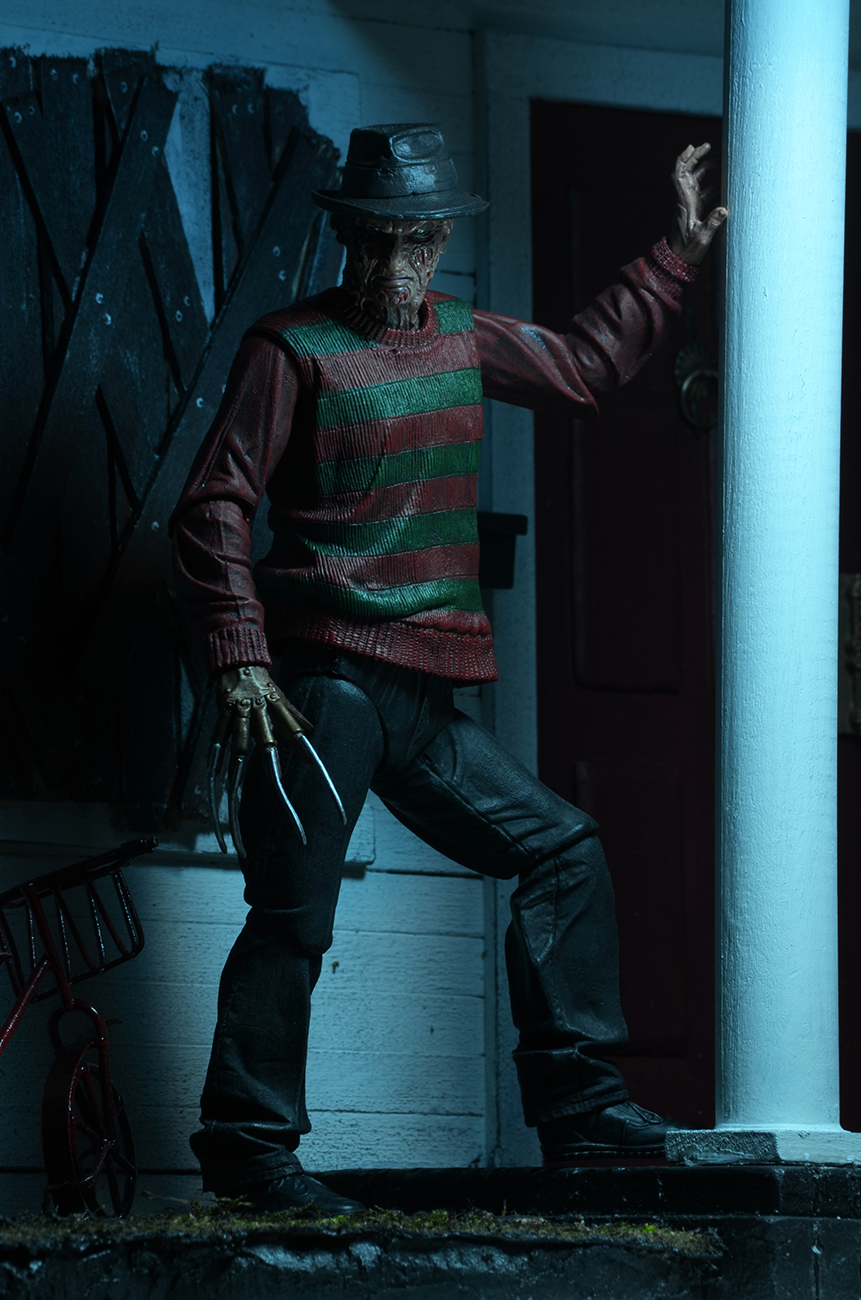 A Nightmare On Elm Street 7 Scale Action Figure