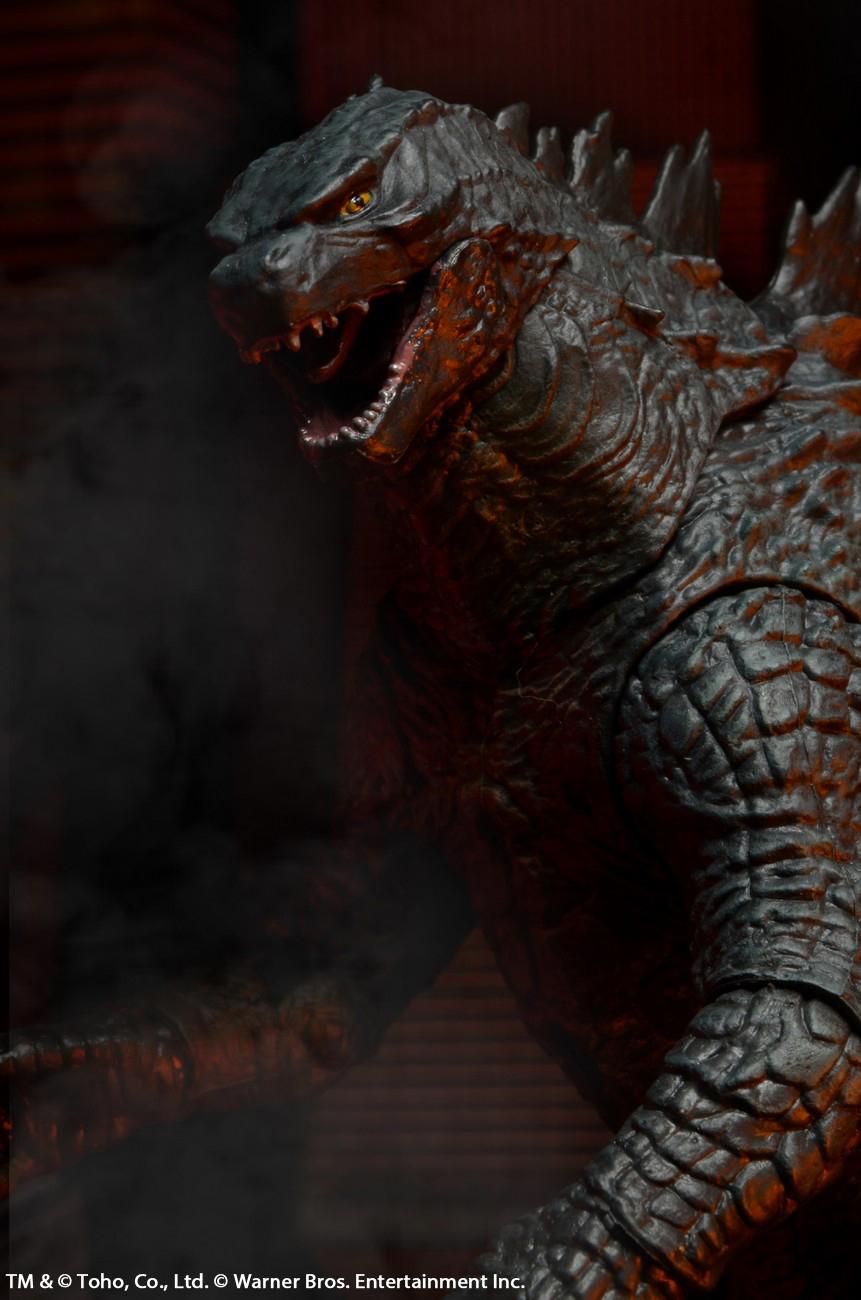 Closer Look Modern Godzilla 12 Head To Tail Action Figure