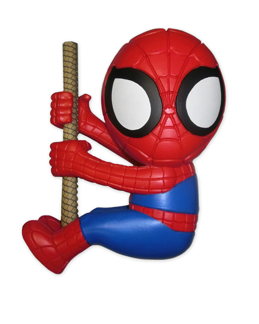 650h Scaler - Spiderman 12 inch alone