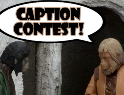 CONTEST: Classic Planet of the Apes Action Figures – Win 'Em Before You Can Buy 'Em!