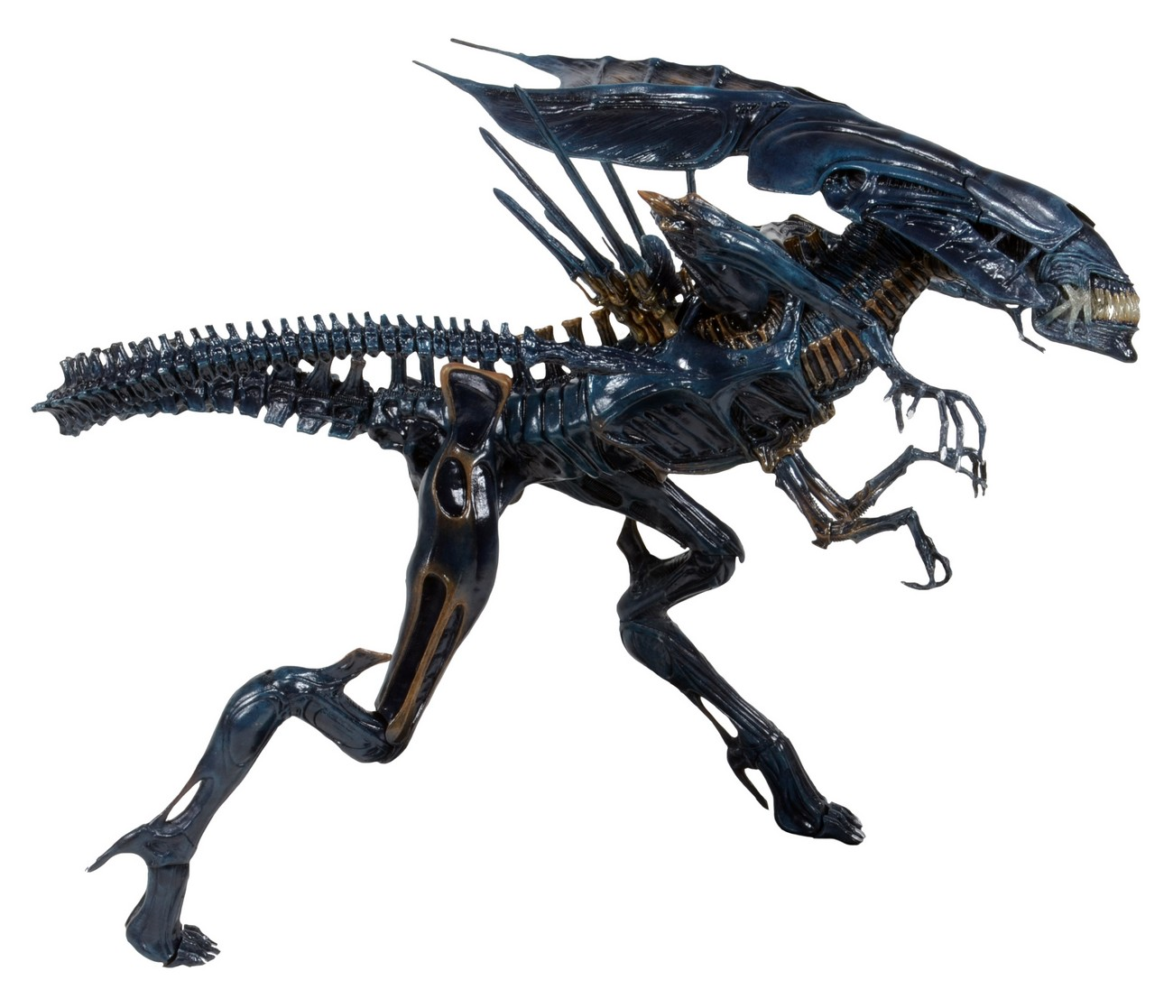 NECA Ultra Deluxe Boxed Action Figure Aliens Xenomorph Alien Queen