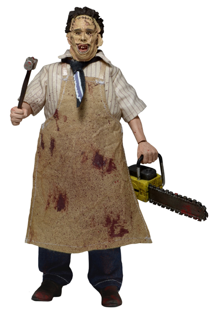 650 Leatherface_8inch_Clother_Figure1