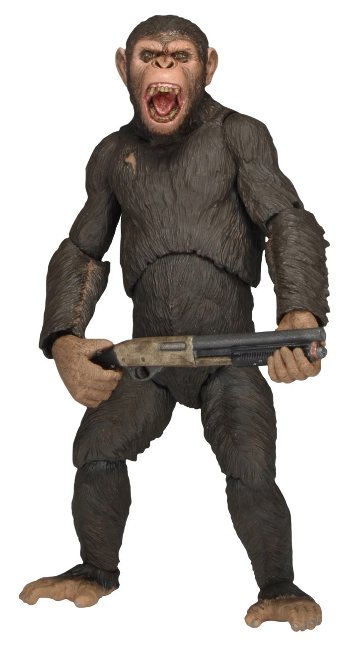 DISCONTINUED – Dawn of the Planet of the Apes – 7″ Scale ...