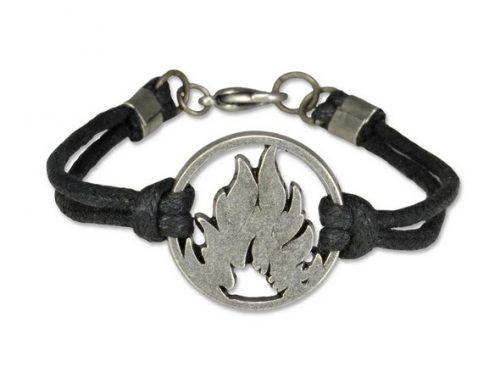 Divergent – Dauntless Cord Bracelet ***DISCONTINUED***